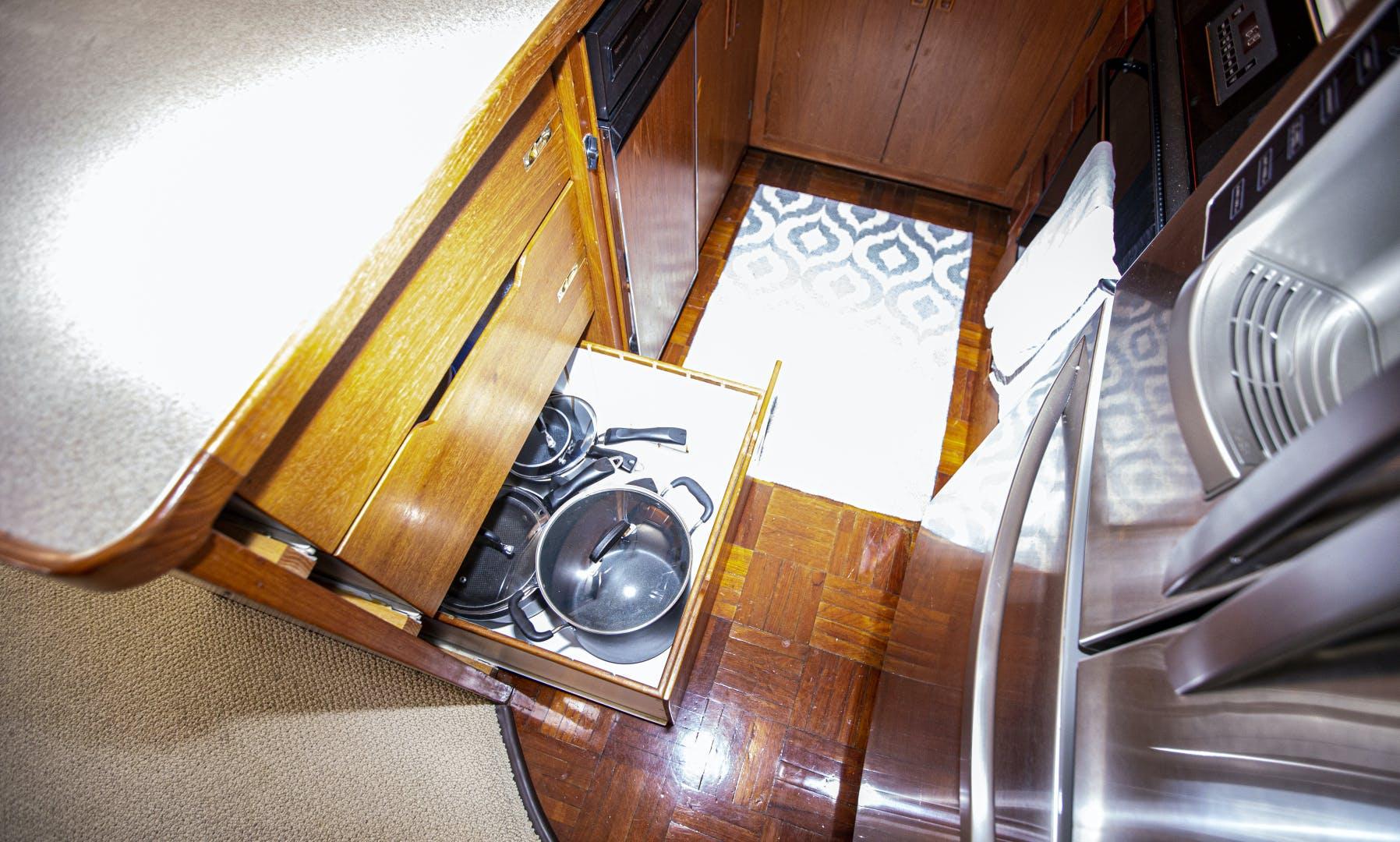1987 DeFever 60' Cockpit LRC Wanderer | Picture 4 of 74