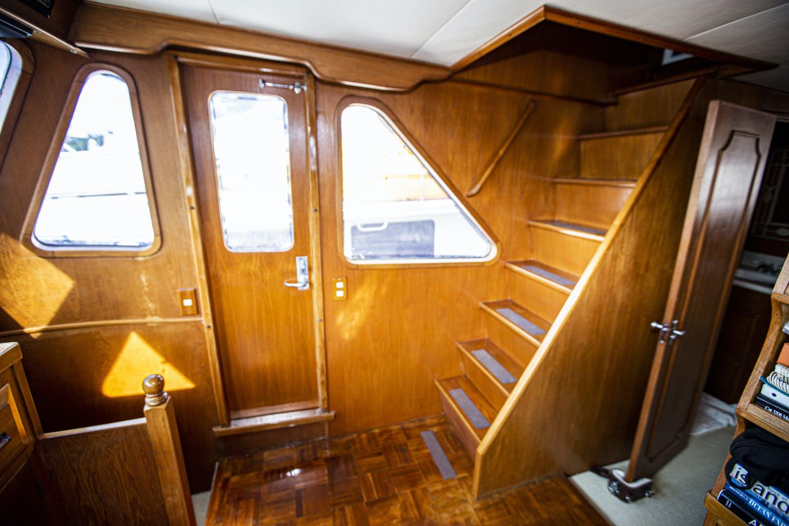 1987 DeFever 60' Cockpit LRC Wanderer | Picture 5 of 74