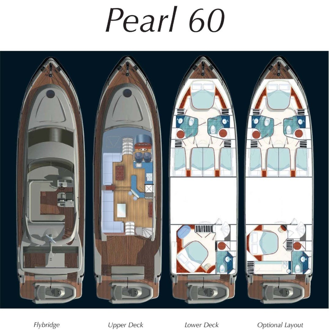 2012 Pearl 60' Pearl 60 Supearlative | Picture 4 of 52