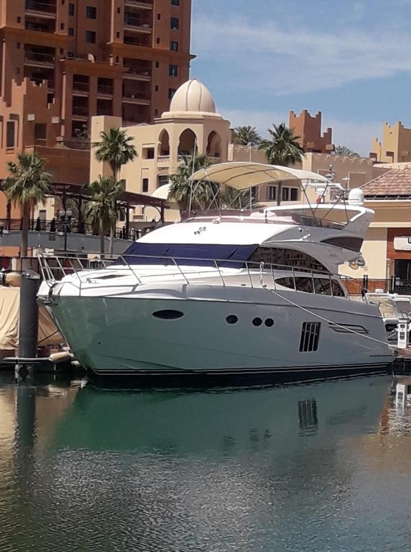 """2012 Princess 65' 64 Flybridge Motor Yacht """"P64"""""""