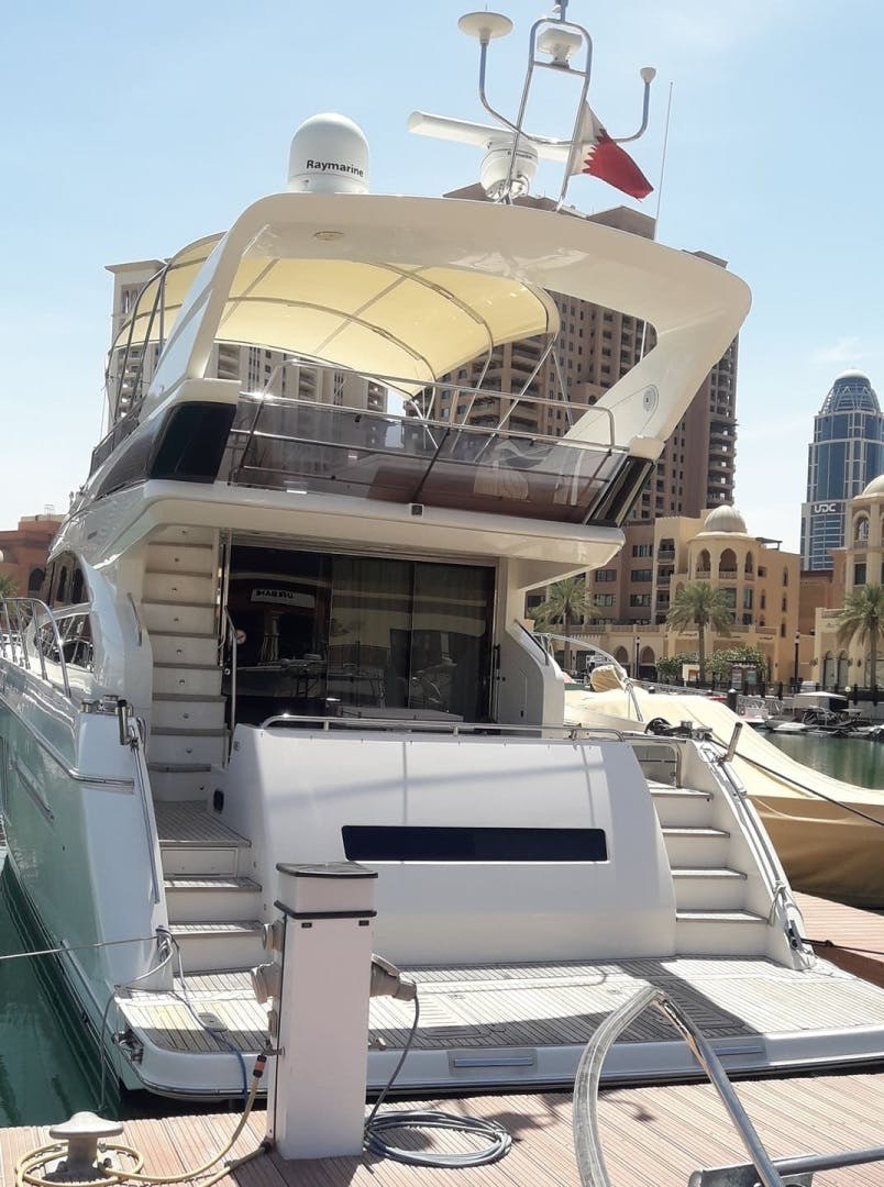 2012 Princess 65' 64 Flybridge Motor Yacht P64 | Picture 3 of 31