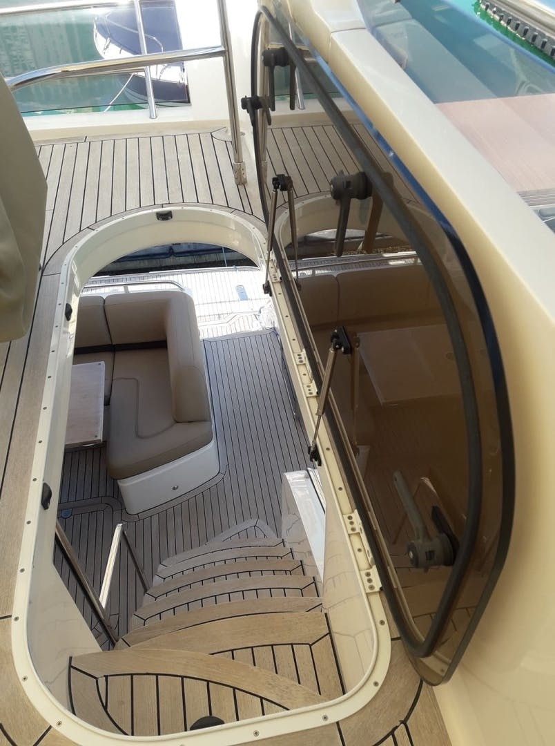 2012 Princess 65' 64 Flybridge Motor Yacht P64 | Picture 7 of 31