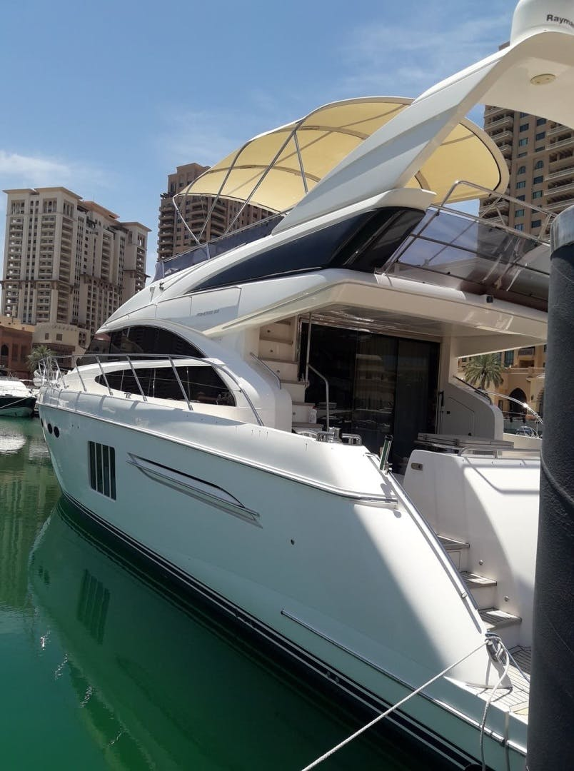 2012 Princess 65' 64 Flybridge Motor Yacht P64 | Picture 5 of 31