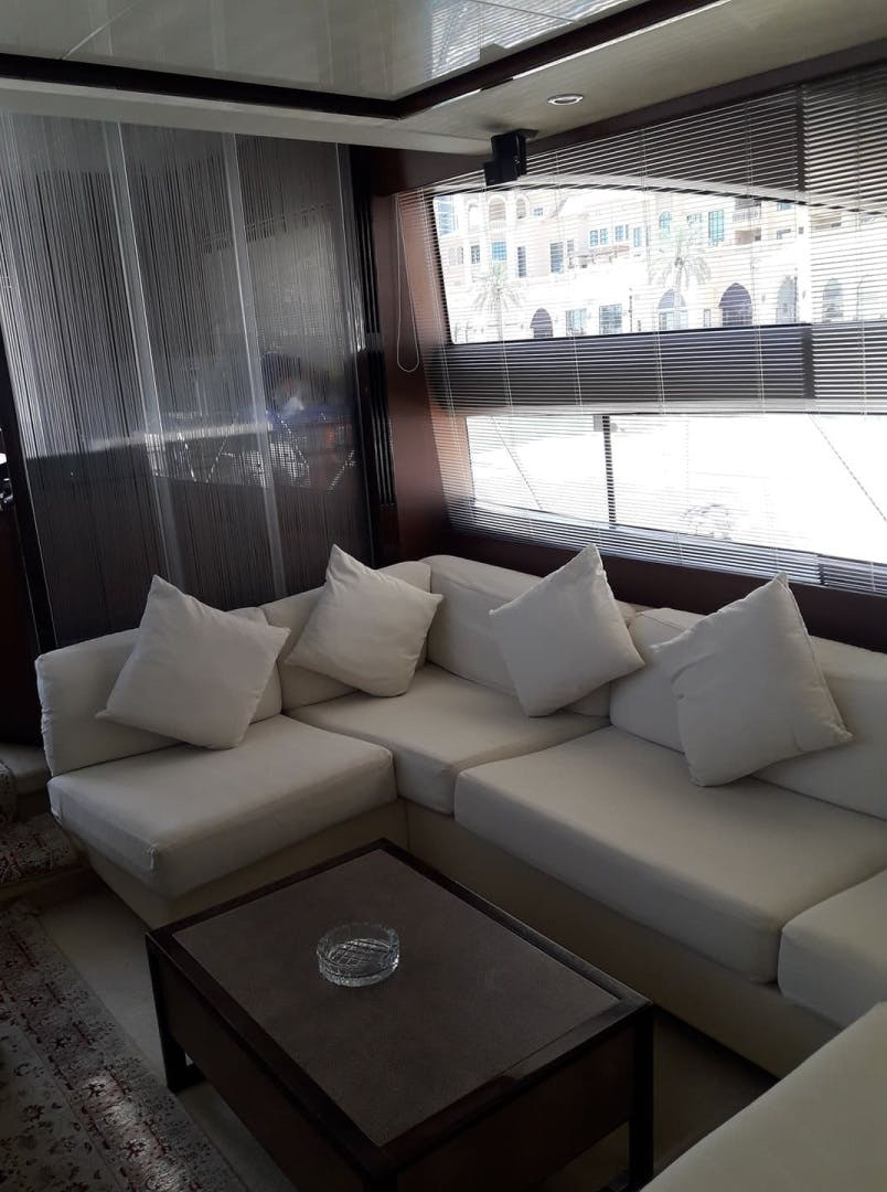 2012 Princess 65' 64 Flybridge Motor Yacht P64 | Picture 8 of 31