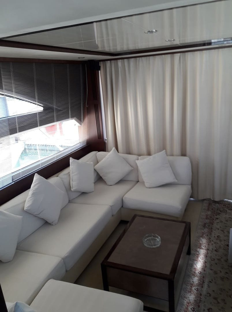 2012 Princess 65' 64 Flybridge Motor Yacht P64 | Picture 1 of 31