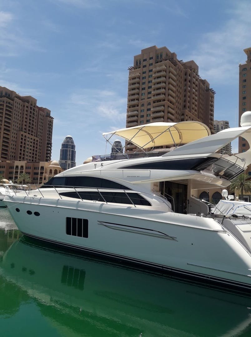2012 Princess 65' 64 Flybridge Motor Yacht P64 | Picture 6 of 31