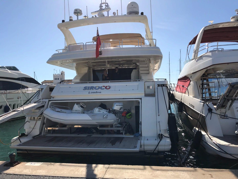 1999 Ferretti Yachts 94' Custom Line 94  | Picture 3 of 13