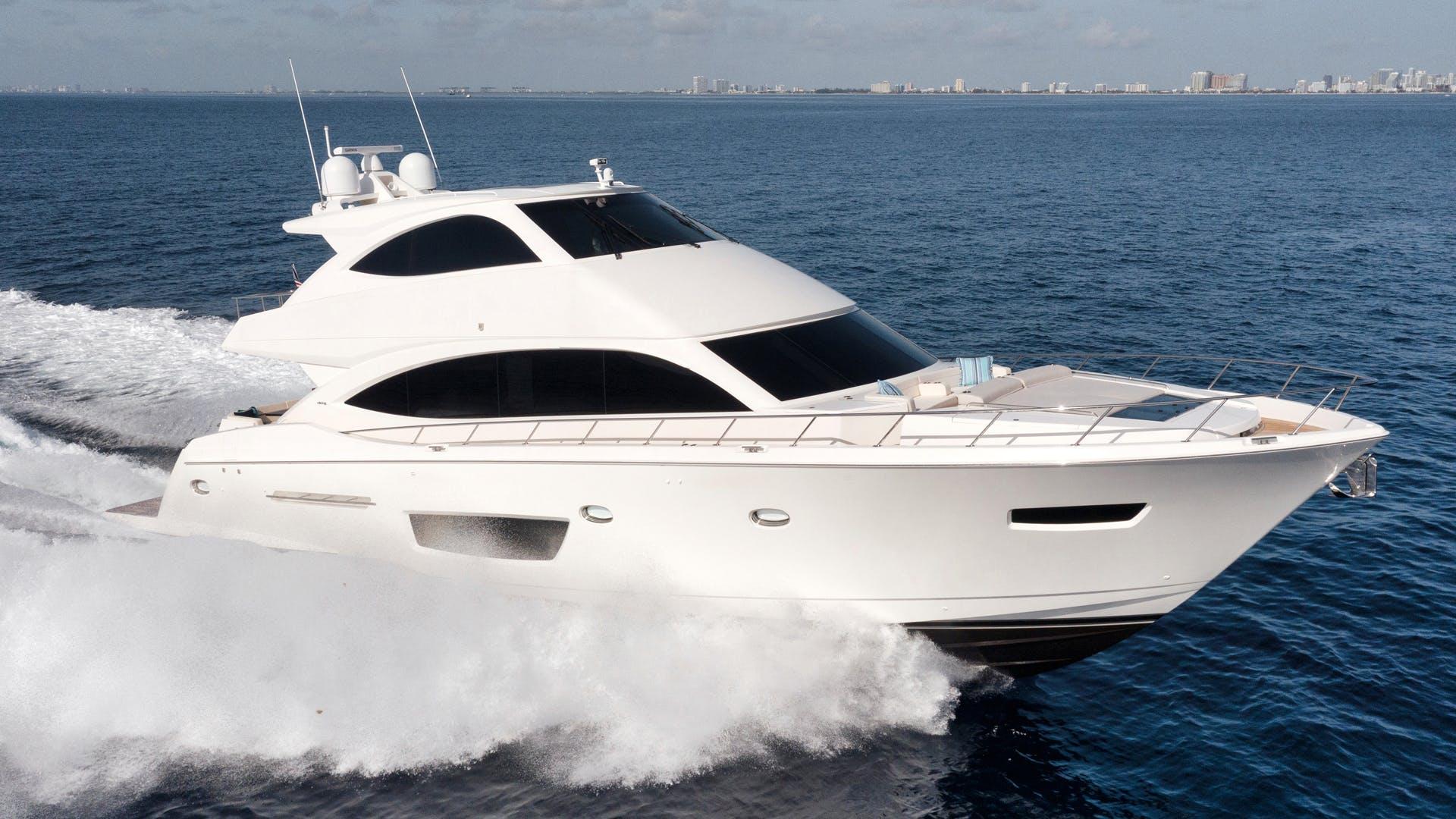 2017 Viking 75' Motor Yacht Neenah | Picture 1 of 69