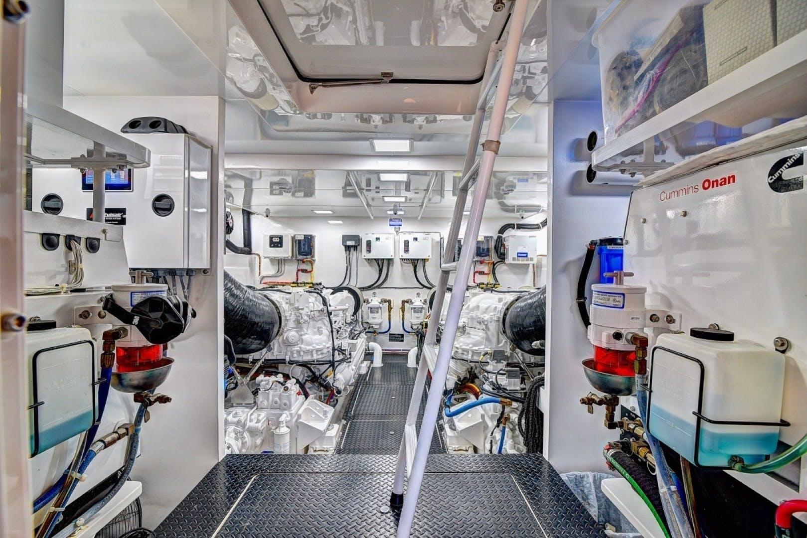 2017 Viking 75' Motor Yacht Neenah | Picture 4 of 69