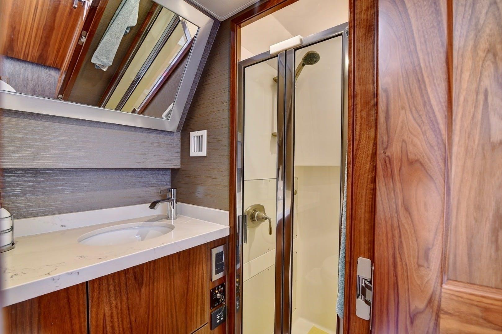 2017 Viking 75' Motor Yacht Neenah | Picture 3 of 69