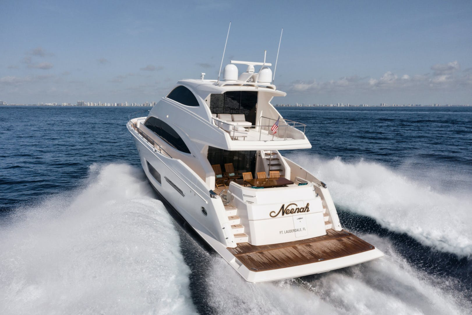 2017 Viking 75' Motor Yacht Neenah | Picture 2 of 69