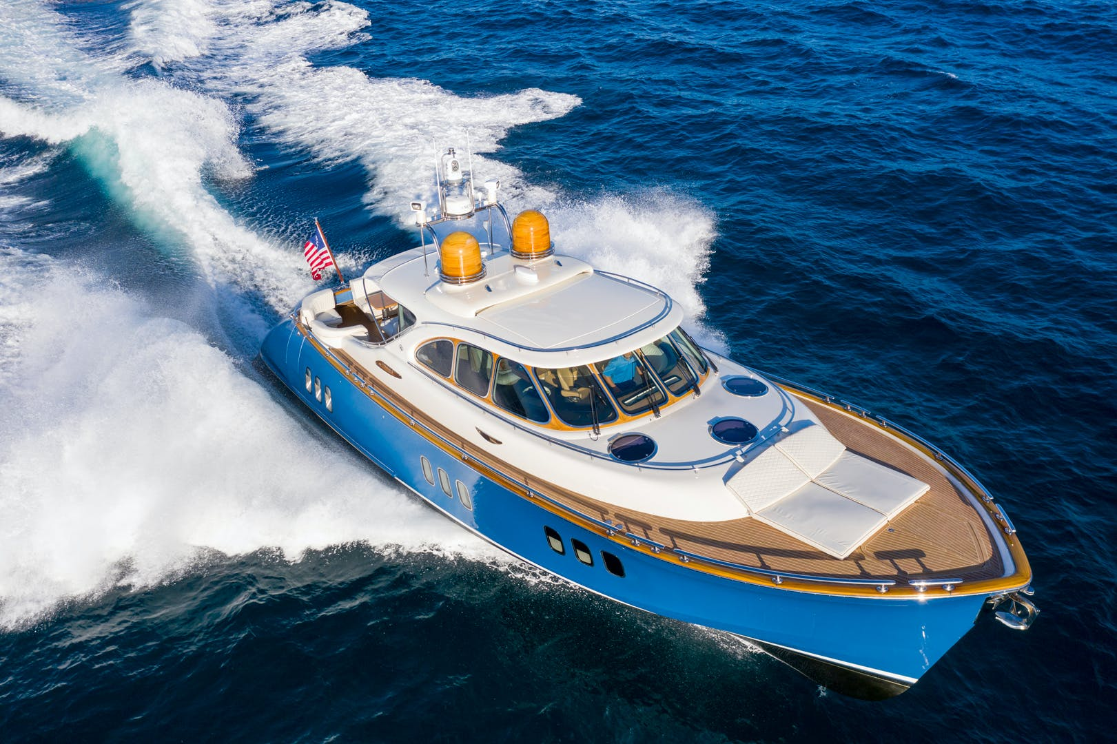 2016 Zeelander 55' Z55 Fancy | Picture 8 of 50