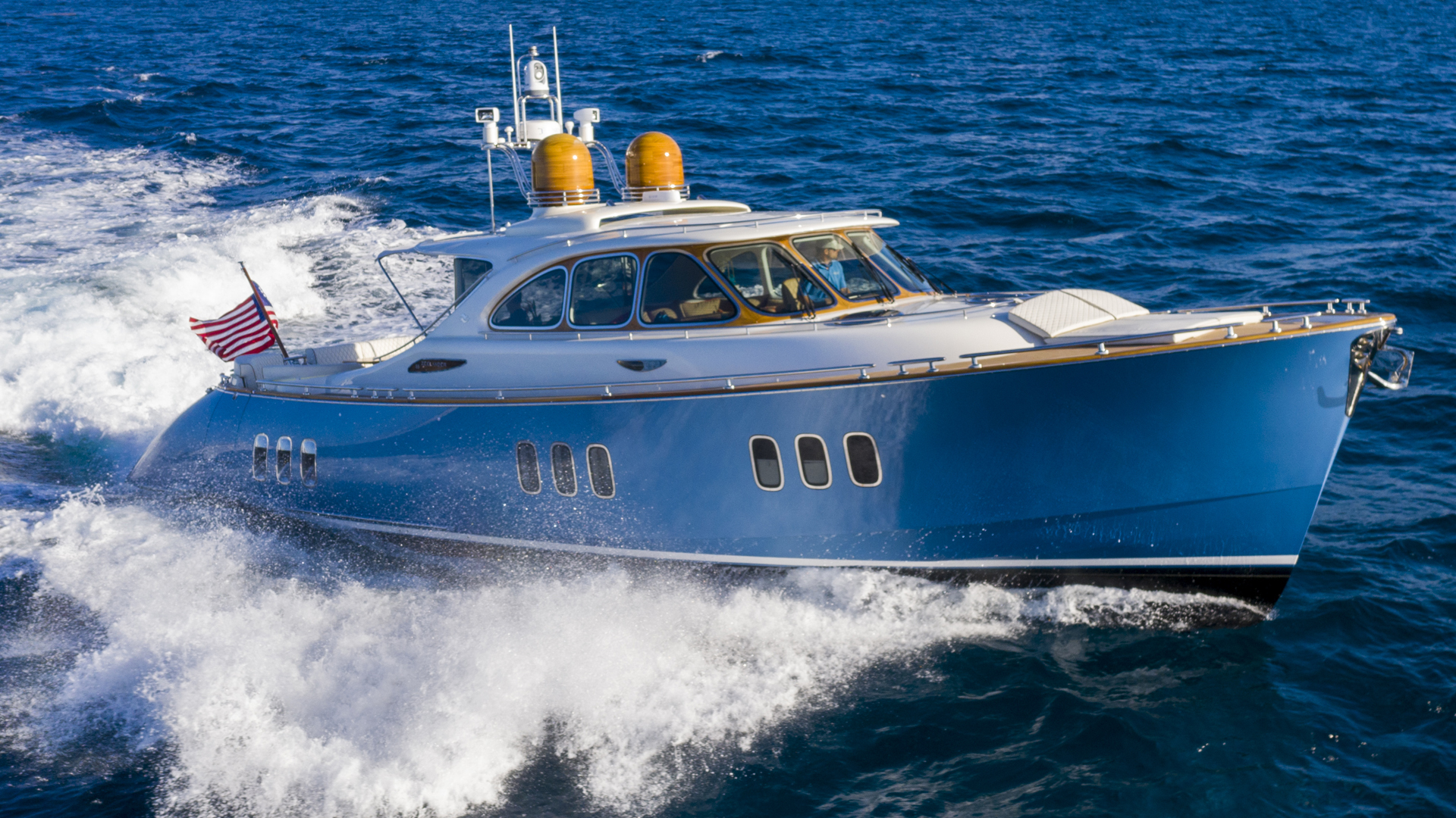 "2016 Zeelander 55' Z55 ""Fancy"""