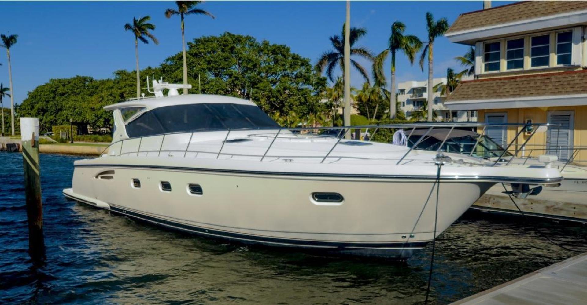 """2002 Tiara Yachts 52' 5200 Express """"5200 Express"""""""