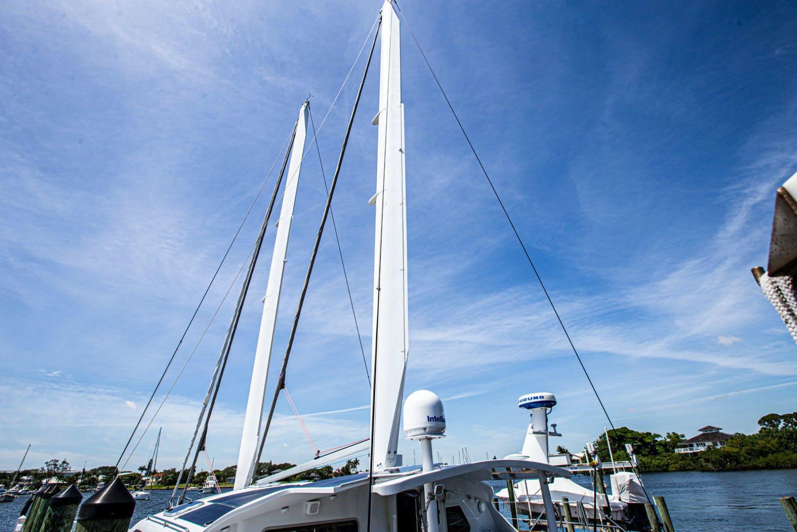 2018 Atlantic 49' 49 Catamaran Wabi Sabi | Picture 4 of 55