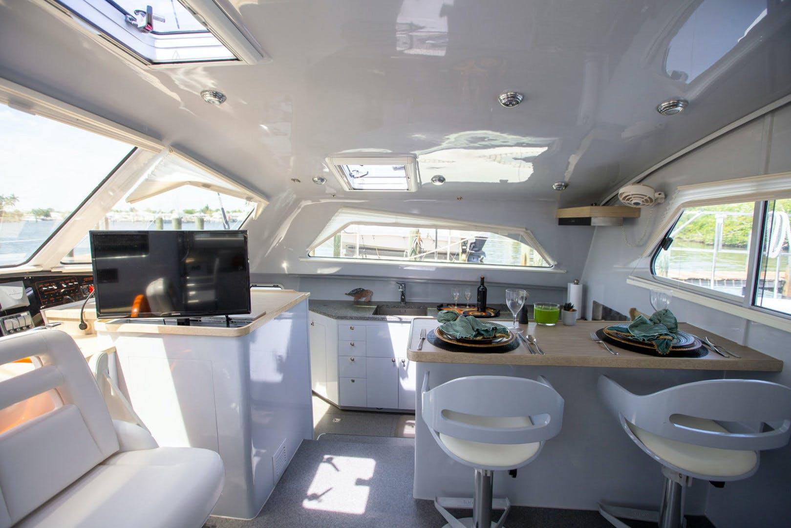 2018 Atlantic 49' 49 Catamaran Wabi Sabi | Picture 5 of 55