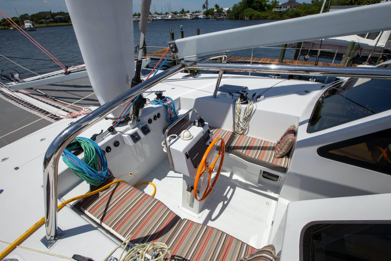 2018 Atlantic 49' 49 Catamaran Wabi Sabi | Picture 8 of 55