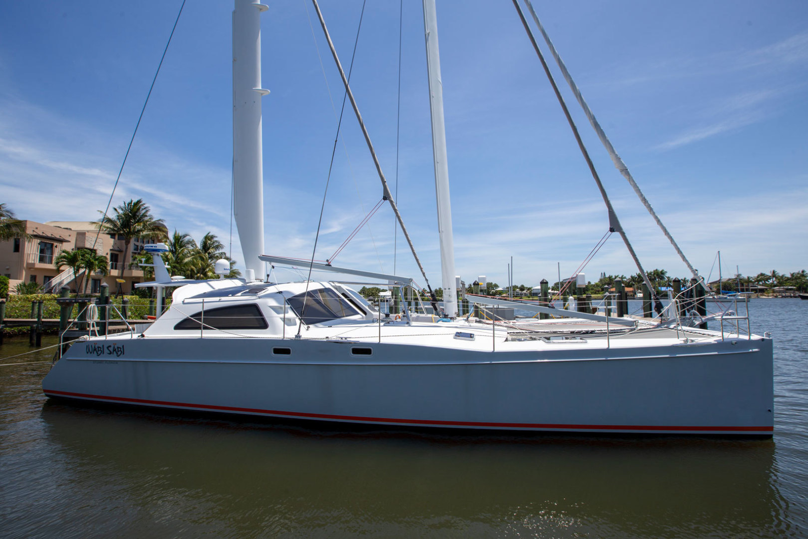 "2018 Atlantic 49' 49 Catamaran ""Wabi Sabi"""