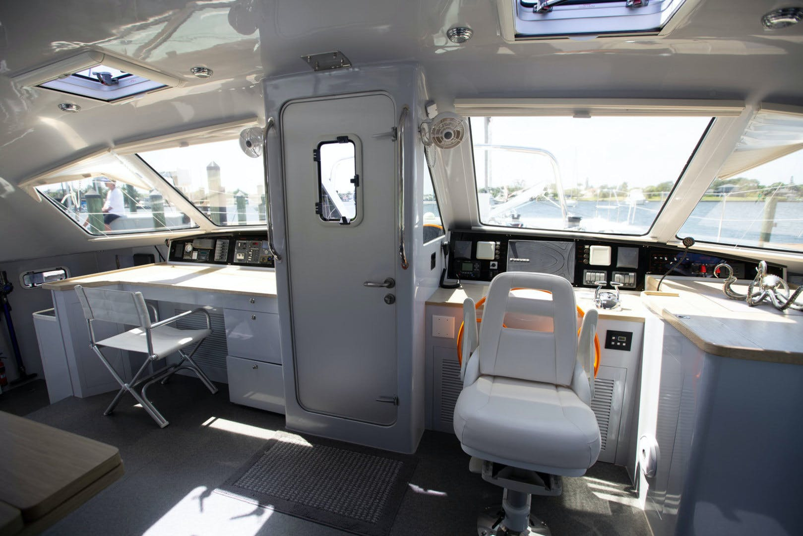 2018 Atlantic 49' 49 Catamaran Wabi Sabi | Picture 7 of 55