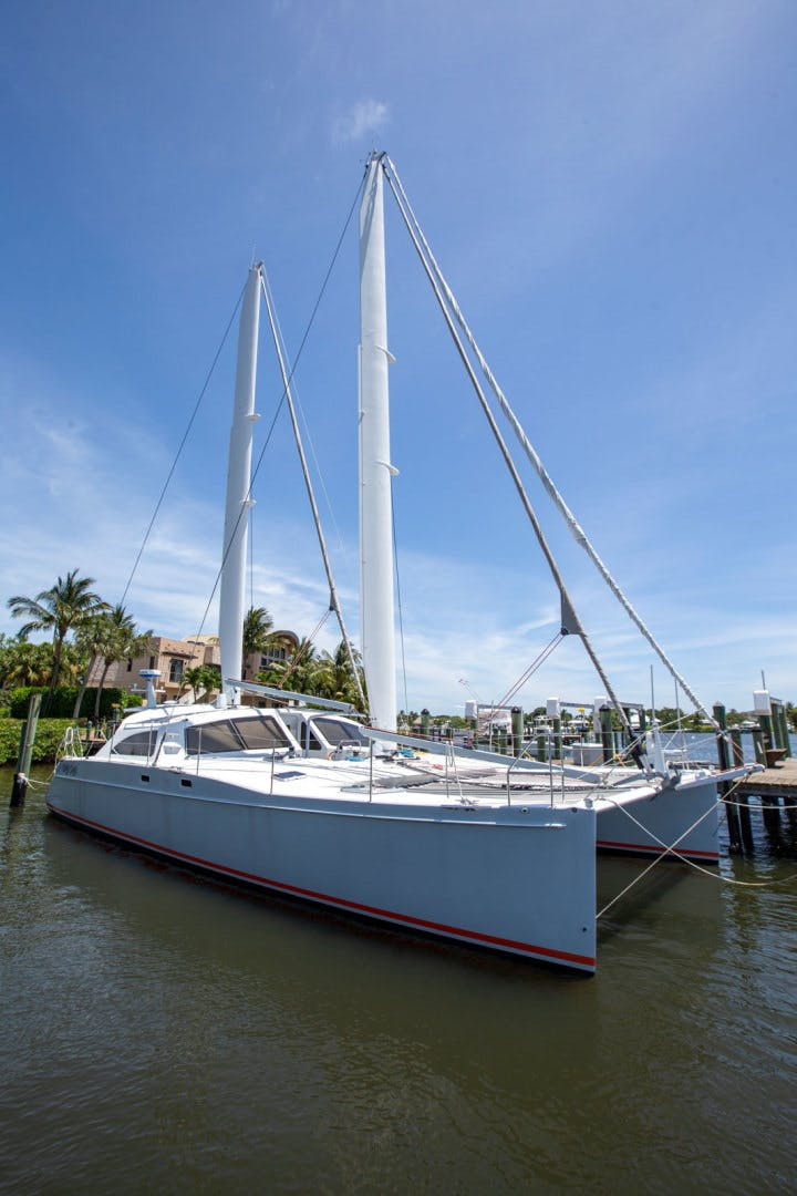 2018 Atlantic 49' 49 Catamaran Wabi Sabi | Picture 3 of 55