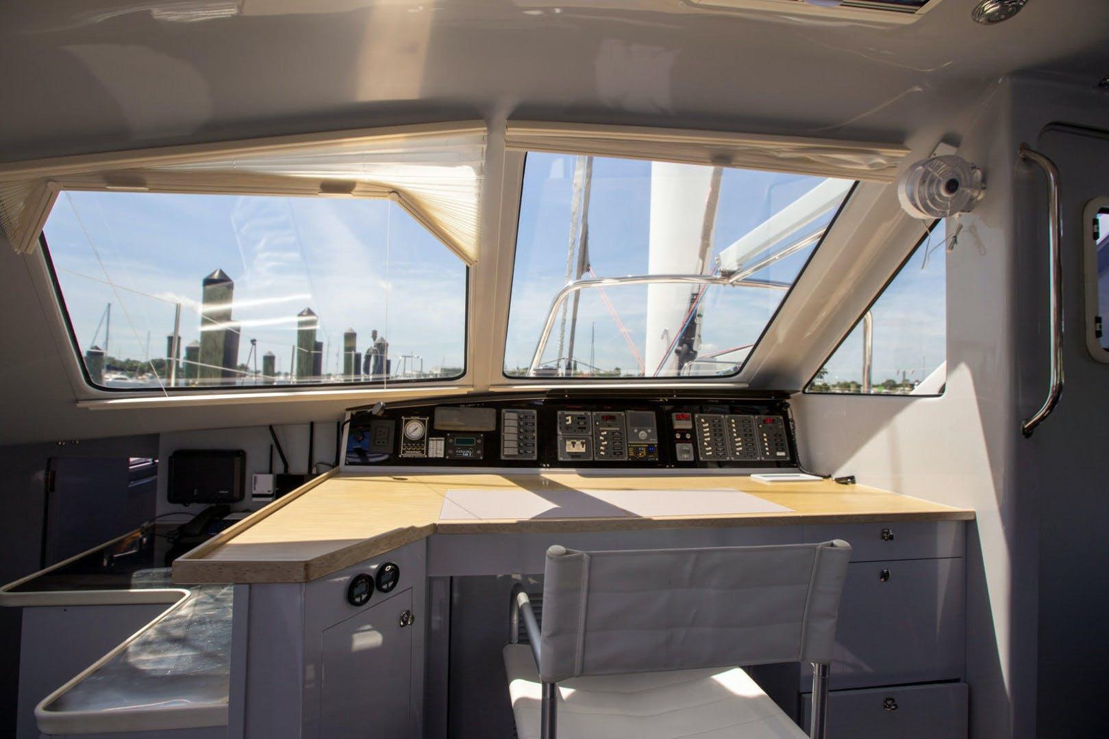 2018 Atlantic 49' 49 Catamaran Wabi Sabi | Picture 6 of 55