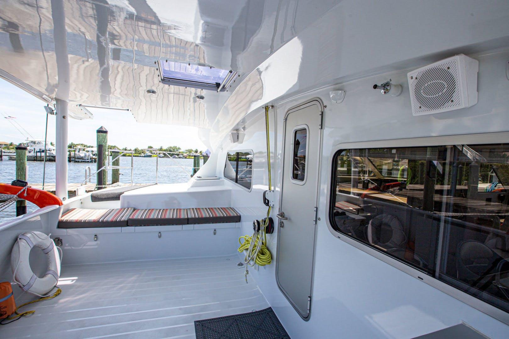 2018 Atlantic 49' 49 Catamaran Wabi Sabi | Picture 2 of 55