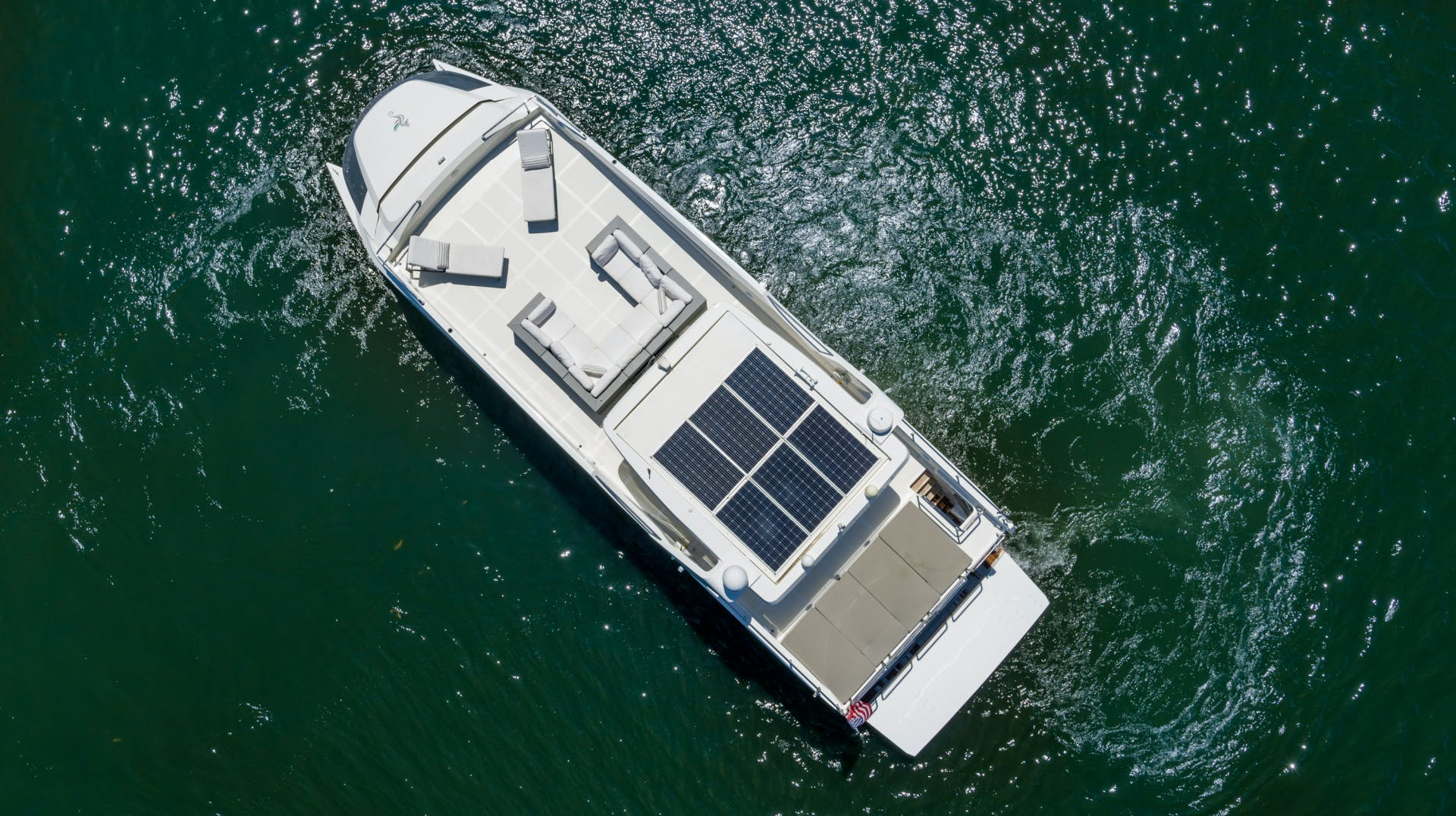 2017 Overblue 64' 58 Power Catamaran Techuila | Picture 4 of 77