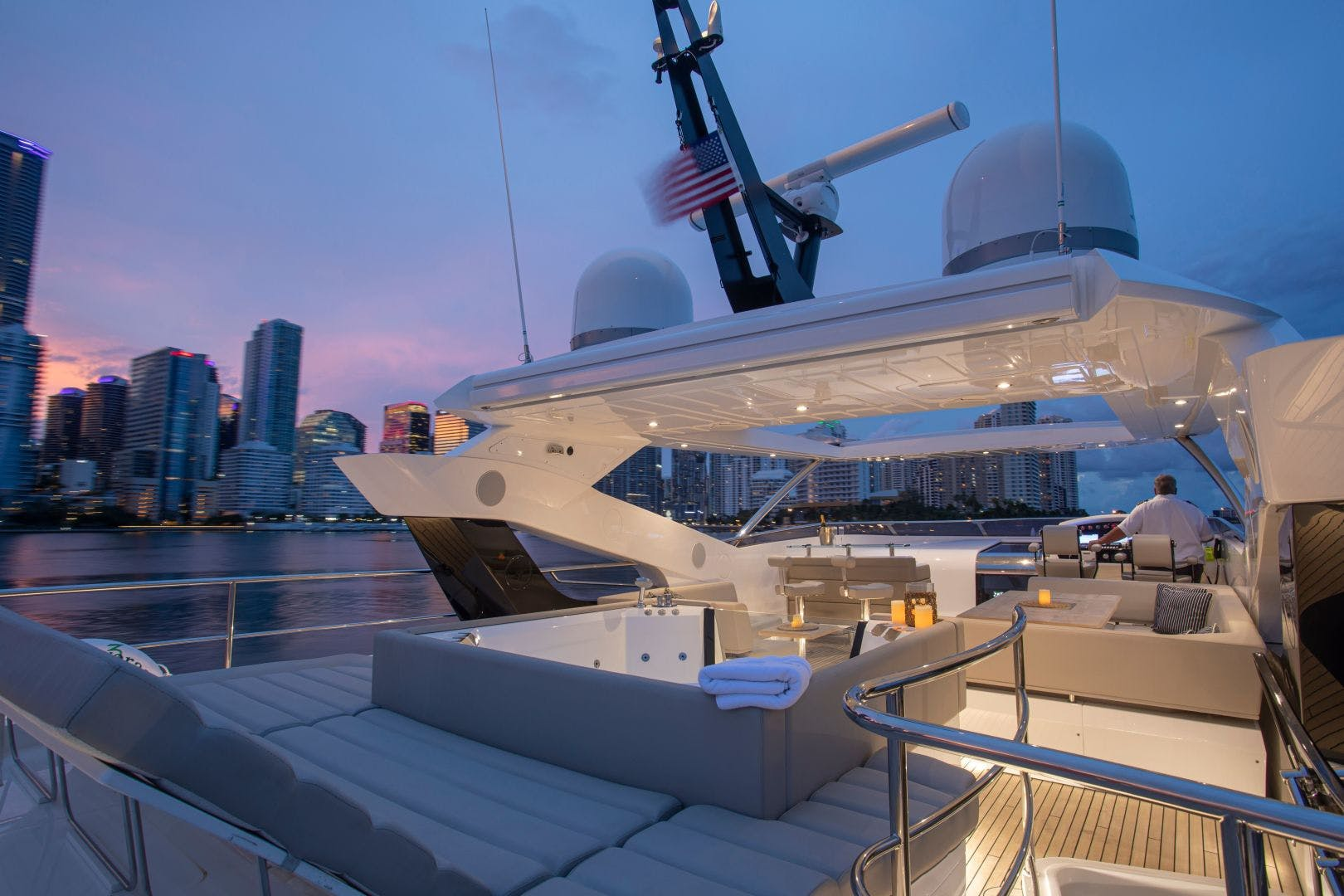2017 Sunseeker 95' 95 Yacht Perseverance 3 | Picture 8 of 49