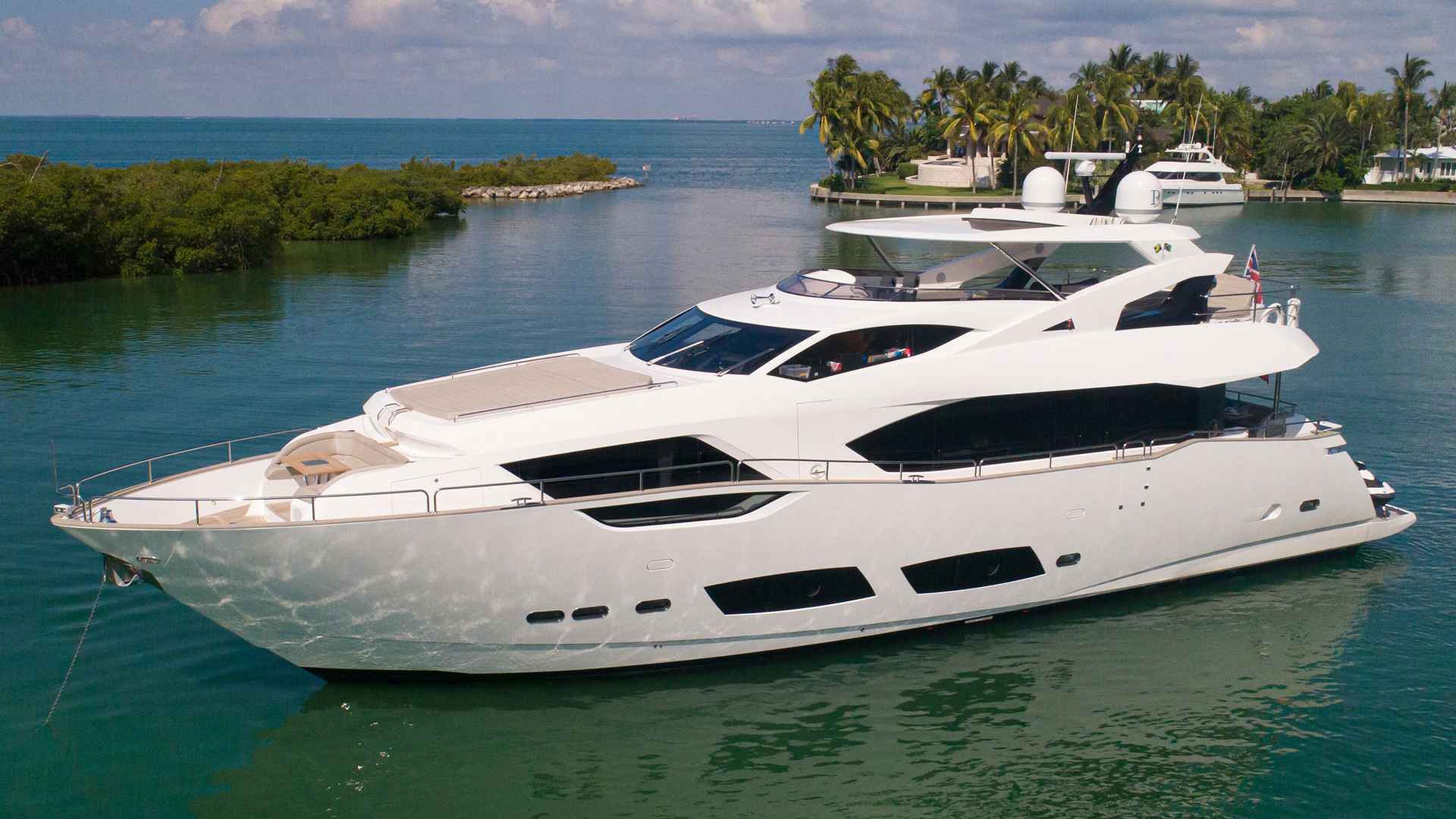 "2017 Sunseeker 95' 95 Yacht ""Perseverance 3"""
