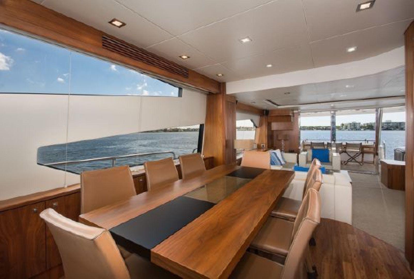 2011 Sunseeker 80' 80 Yacht Morningstar   Picture 2 of 25