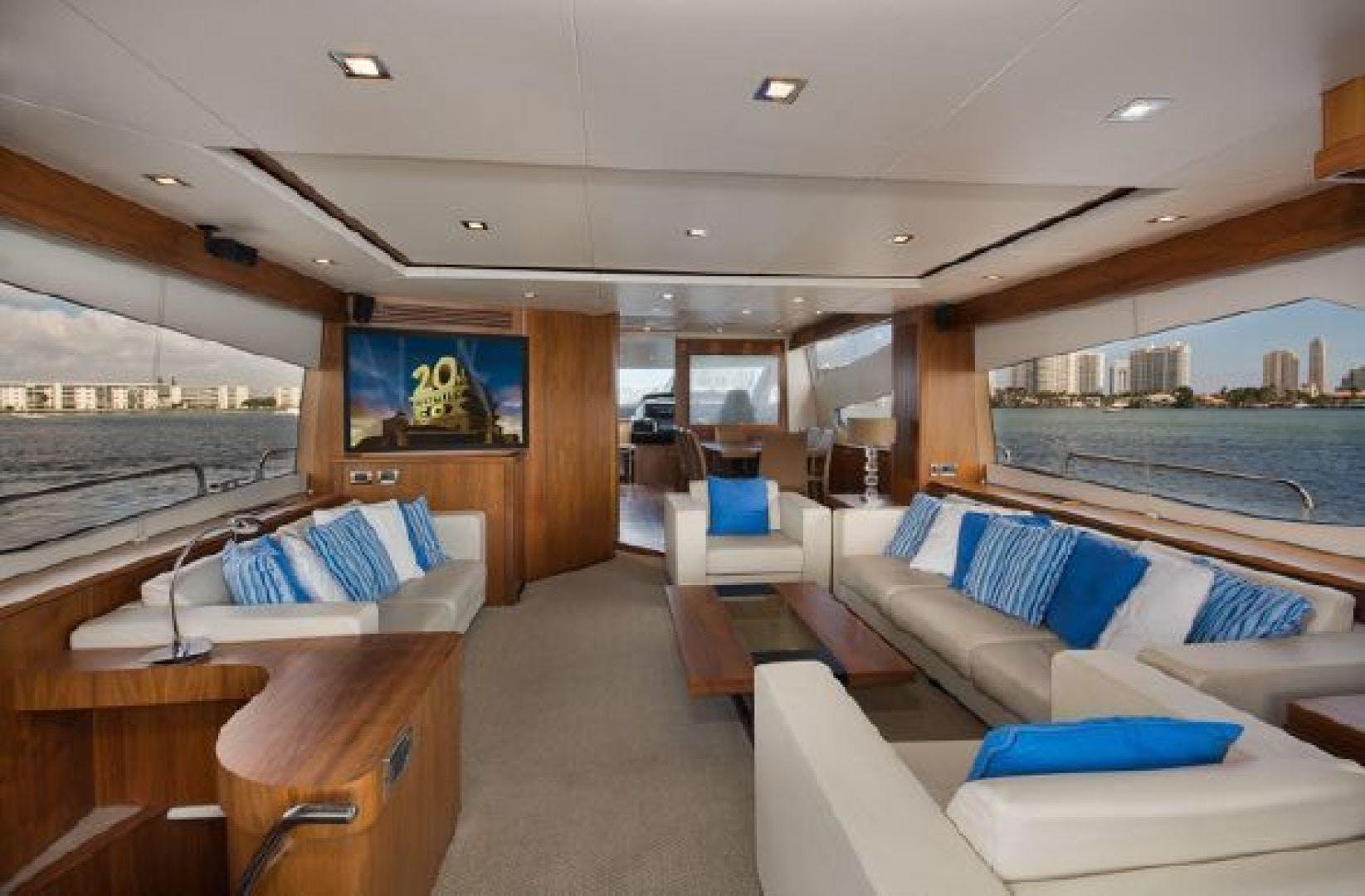 2011 Sunseeker 80' 80 Yacht Morningstar   Picture 8 of 25