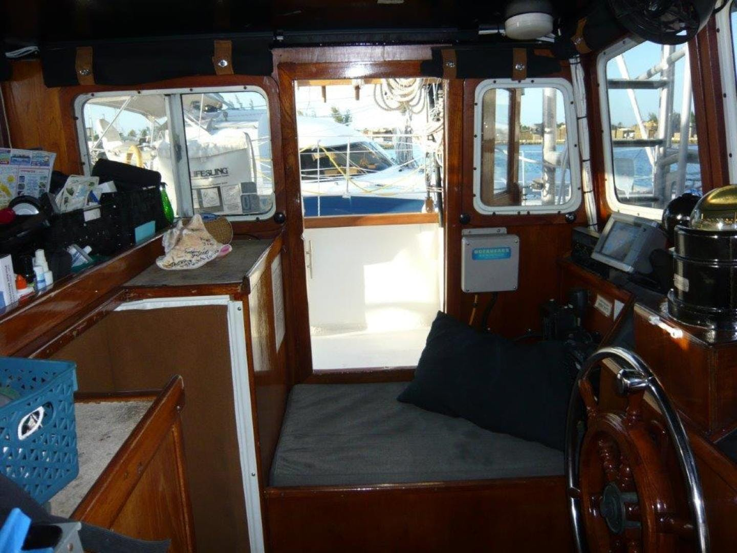 1988 Treworgy 57' Trade Rover Conch Pearl | Picture 1 of 69