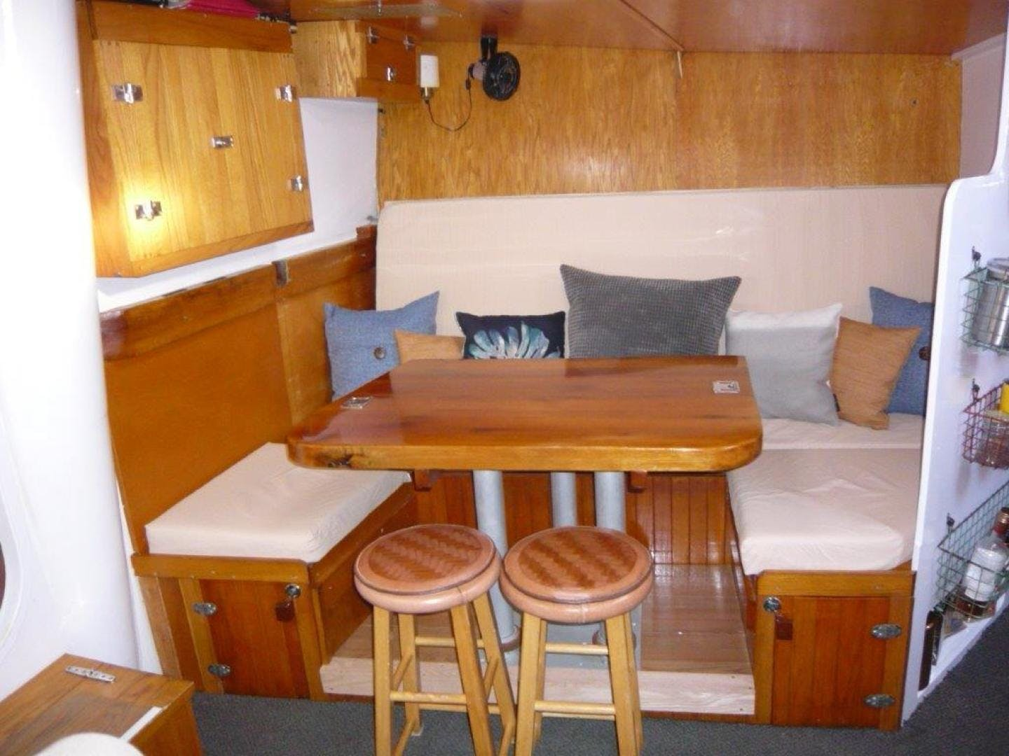 1988 Treworgy 57' Trade Rover Conch Pearl | Picture 3 of 69