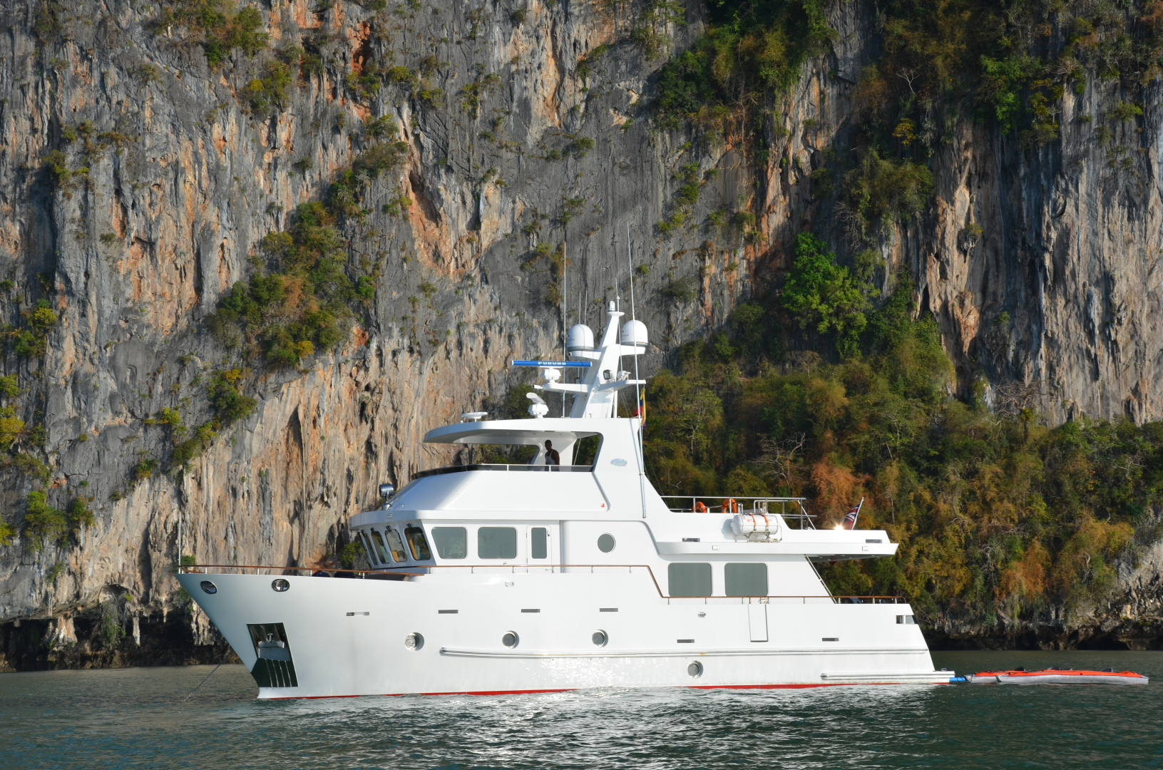 "2013 Bering 65' 65 Bering Yacht ""Namaste"""