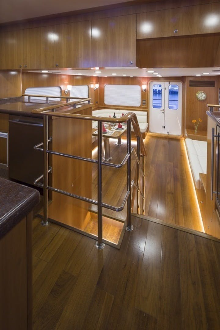 2013 Bering 65' 65 Bering Yacht Namaste | Picture 3 of 102