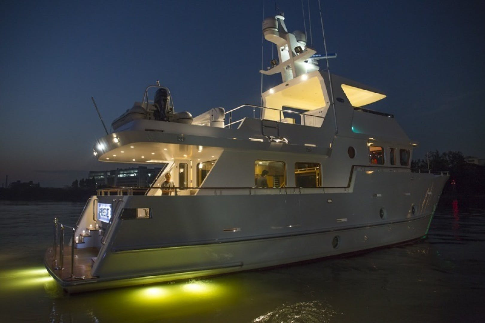 2013 Bering 65' 65 Bering Yacht Namaste | Picture 7 of 102