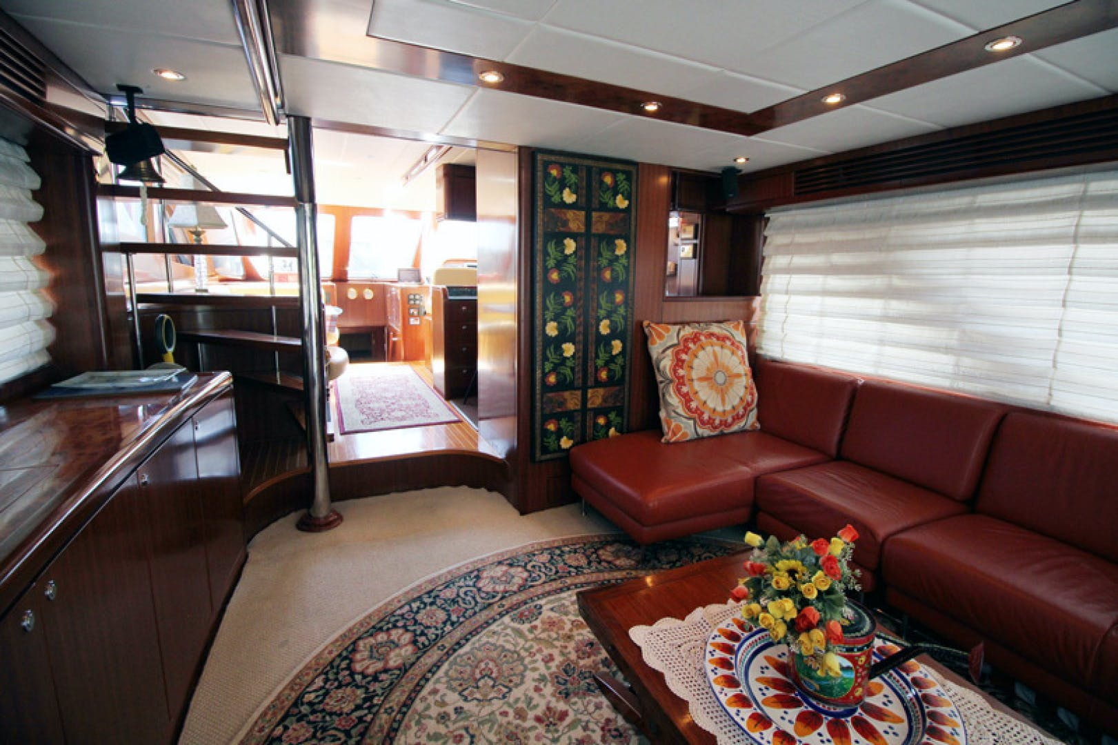 2009 Grand Harbour 67' 67 Motoryacht Always Something | Picture 4 of 64
