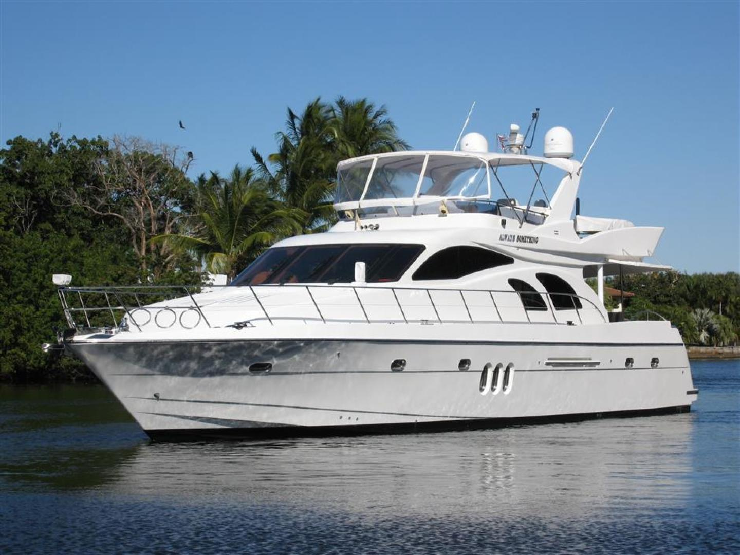 "2009 Grand Harbour 67' 67 Motoryacht ""Always Something"""