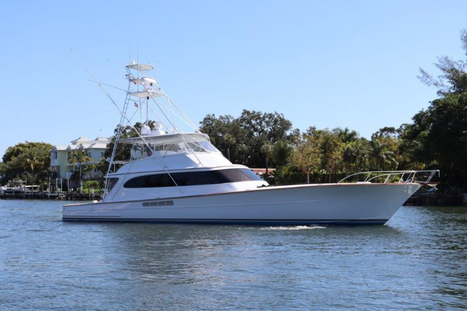 80' Merritt 2005 Sport fisherman Speculator