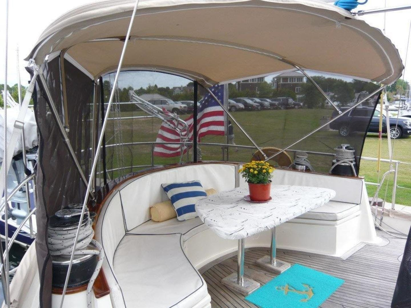 1983 Cheoy Lee 63' Pilothouse Motor Sailor Beleza | Picture 4 of 121