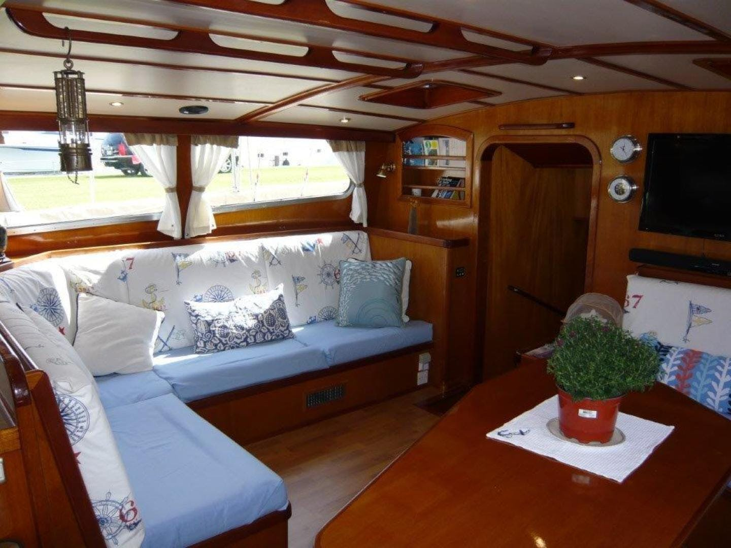 1983 Cheoy Lee 63' Pilothouse Motor Sailor Beleza | Picture 7 of 121