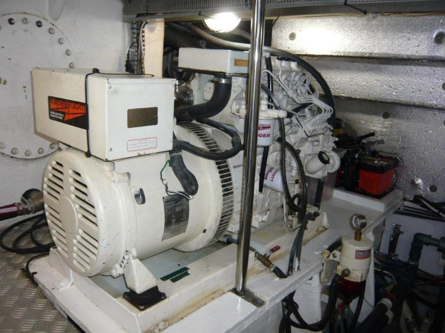 1983 Cheoy Lee 63' Pilothouse Motor Sailor Beleza | Picture 1 of 121