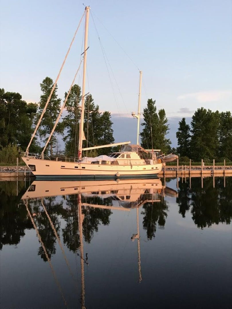 1983 Cheoy Lee 63' Pilothouse Motor Sailor Beleza | Picture 2 of 128