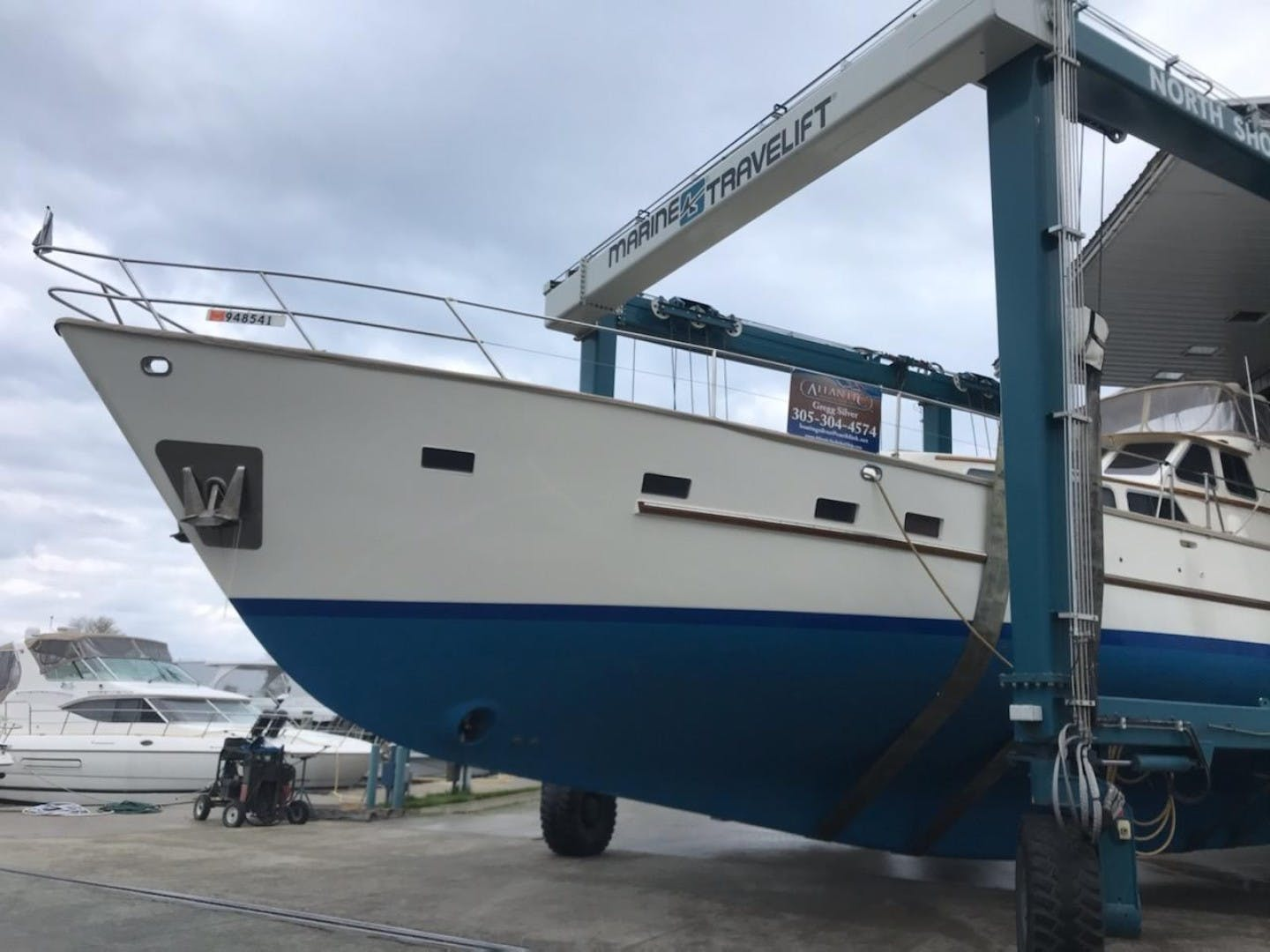 1983 Cheoy Lee 63' Pilothouse Motor Sailor Beleza | Picture 7 of 128