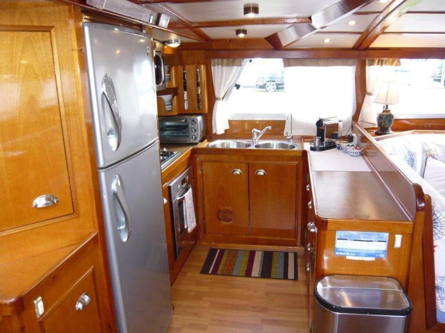 1983 Cheoy Lee 63' Pilothouse Motor Sailor Beleza | Picture 2 of 121
