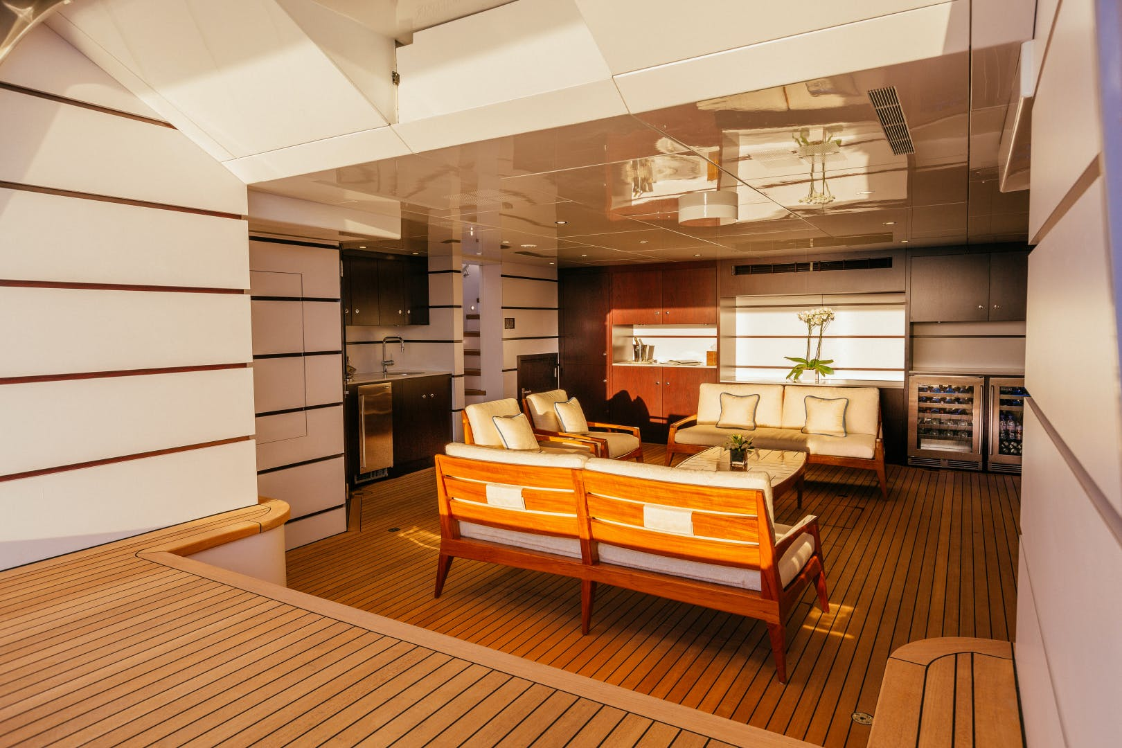 2001 Delta Marine 185' Custom MY SEANNA  | Picture 8 of 37