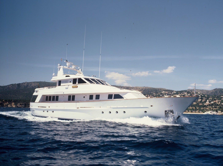 1995 Motor Yacht 104' Astilleros de Mallorca    Picture 1 of 10