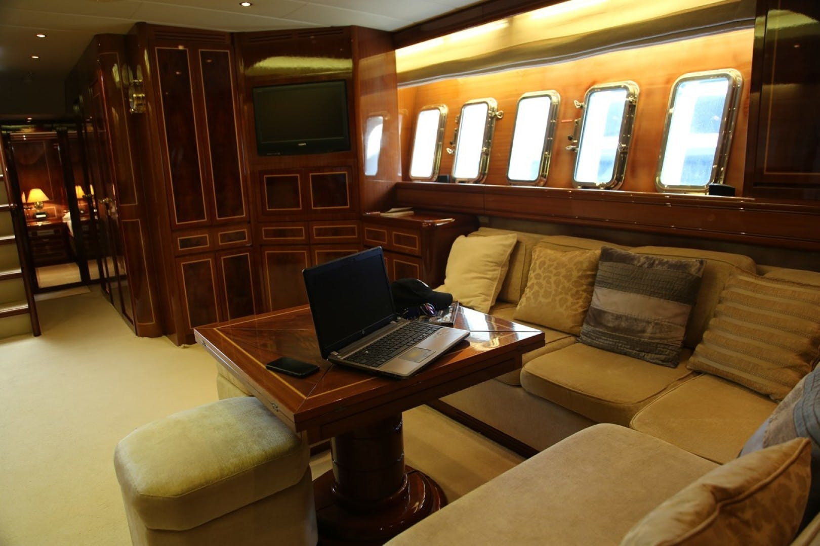 1999 Mangusta 82' 80 Open VIP ONE | Picture 8 of 9