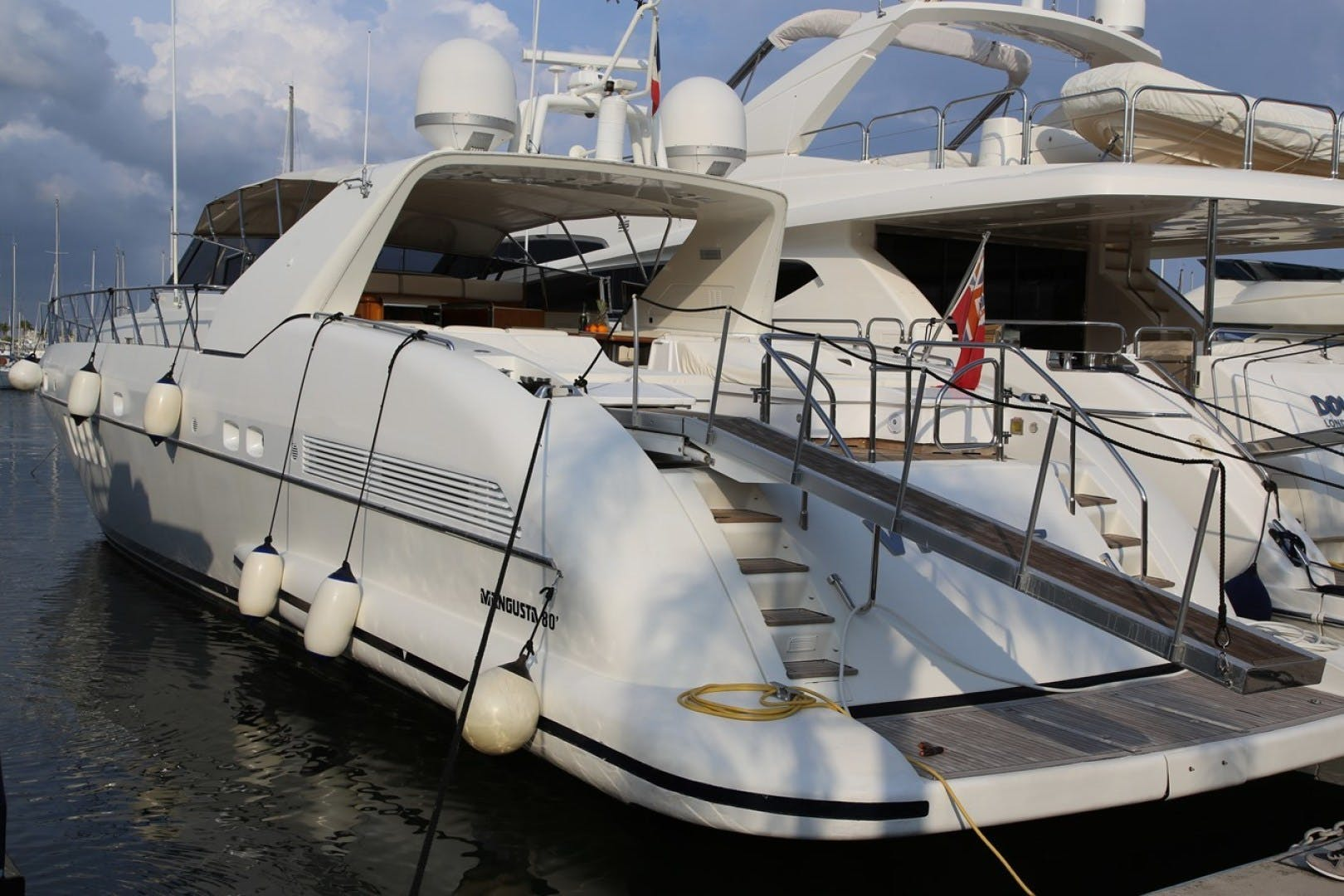 1999 Mangusta 82' 80 Open VIP ONE | Picture 2 of 9
