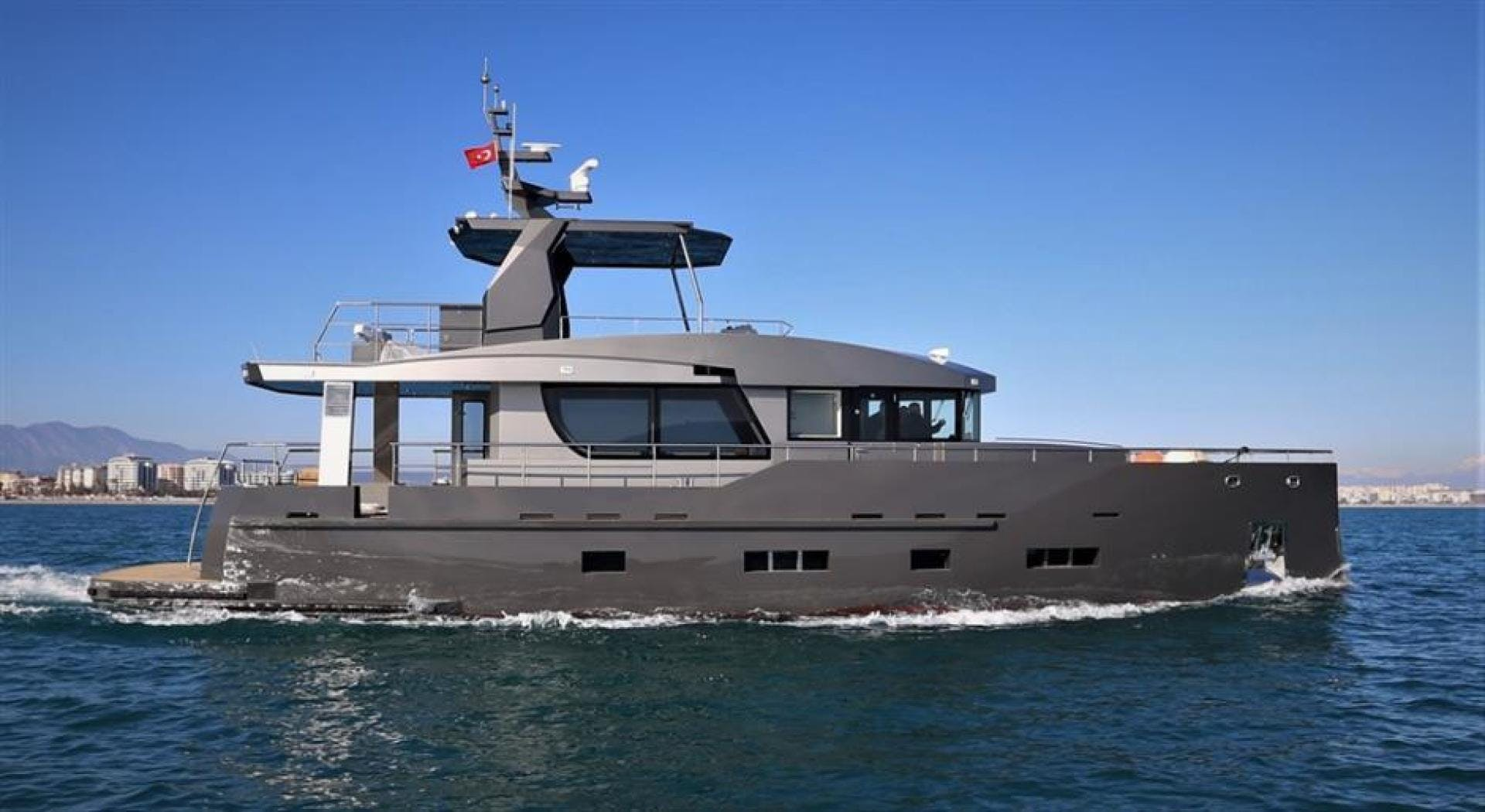 2019 Bering 70' Expedition Yacht Expedition Yacht | Picture 4 of 70
